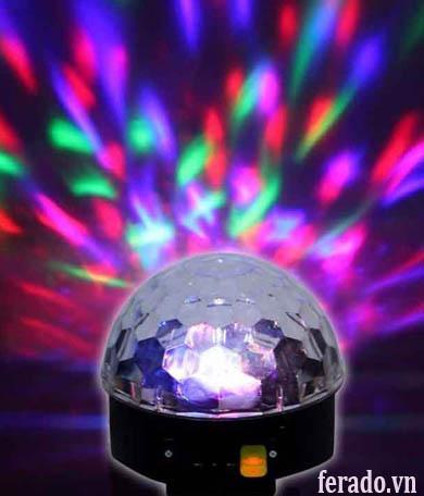 Đèn led phát theo tiếng nhạc
