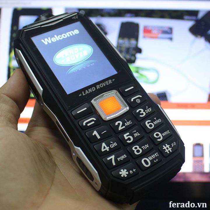 Điện thoại Land Nover C999 XEM TIVI