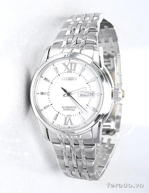 Đồng hồ nam cao cấp Automatic chính hãng Citizen NH8335-52AB