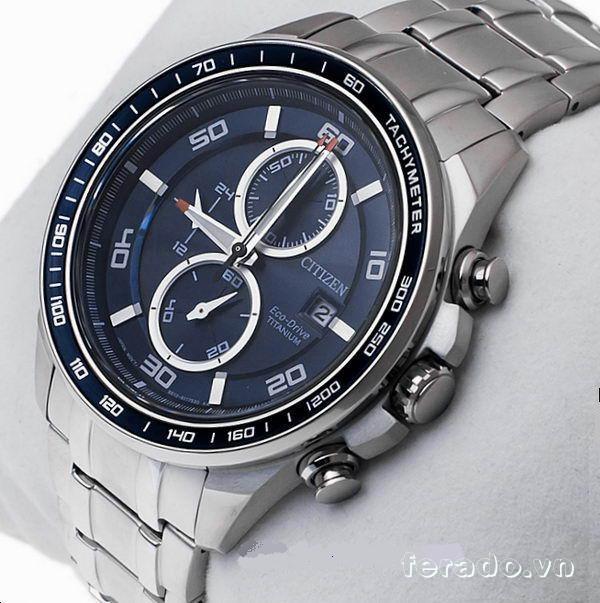 Đồng hồ nam cao cấp chính hãng CITIZEN CA0346-59L