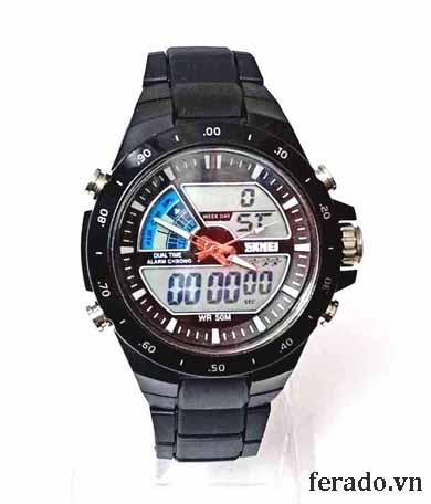 Đồng hồ nam điện tử SK MEI