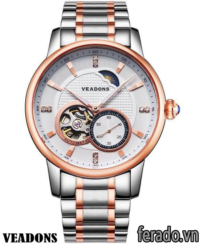 ĐỒNG HỒ NAM VEADONS AUTOMATIC VD02