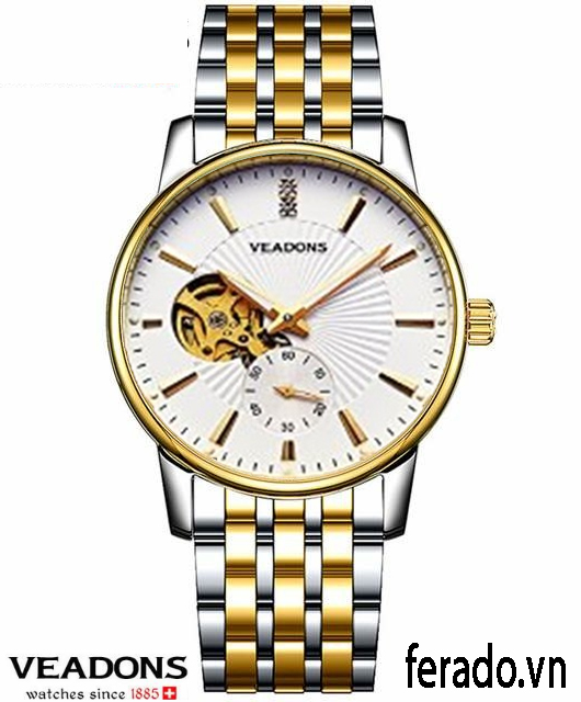 ĐỒNG HỒ NAM VEADONS VD01 automatic