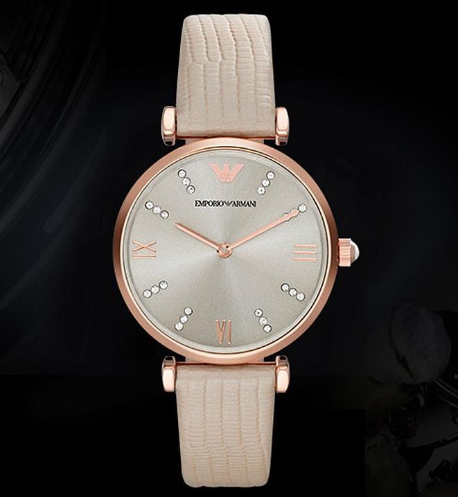 Đồng hồ nữ Emprio Armani AR1681 chính hãng