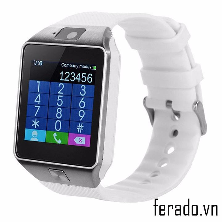 Đồng hồ thông minh AW09 màu trắng