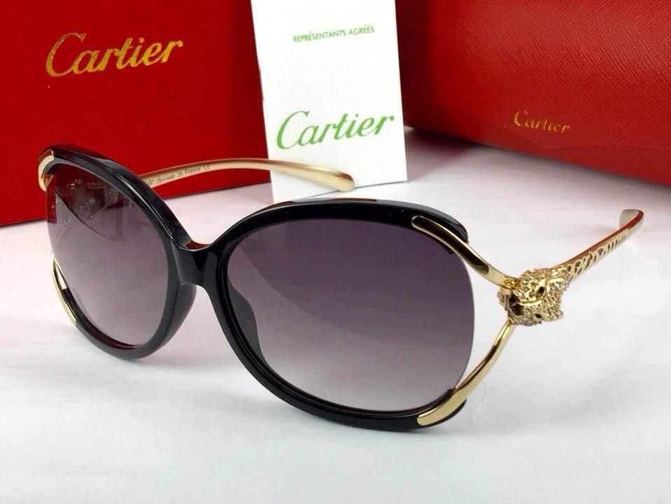 Kính Mát Nữ Phong Cách Cartier CT06