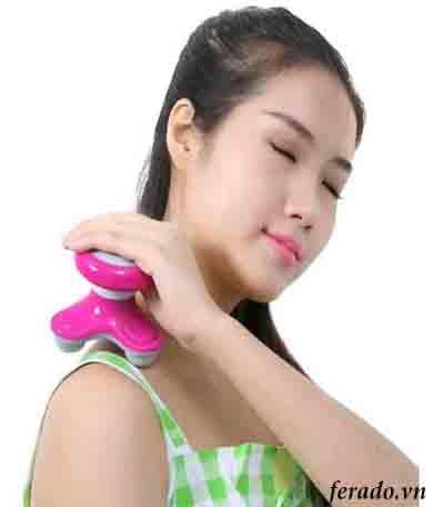 Máy massage cầm tay mini