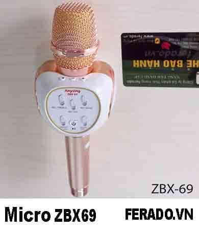 micro bluetooth zbx 69