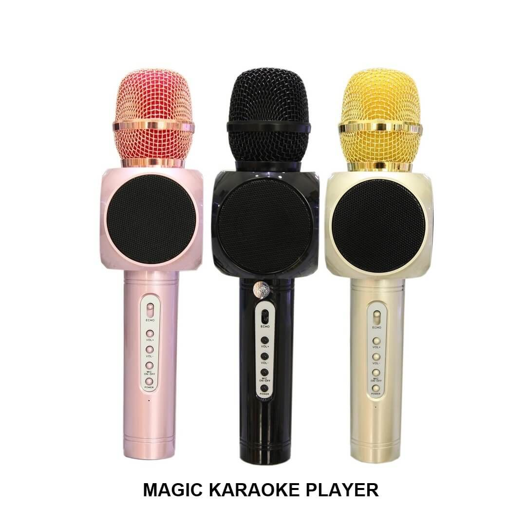 MICRO MAGIC KARAOKE PLAYER