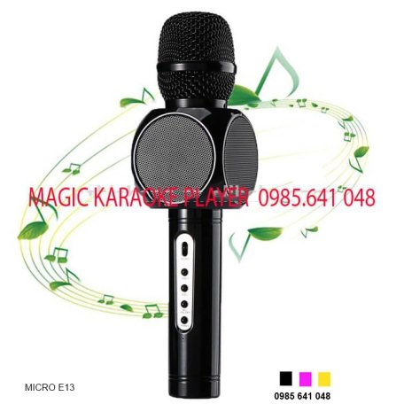 MICRO MAGIC KARAOKE PLAYER E103