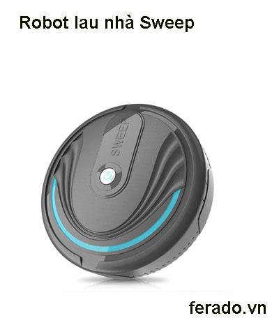 Robot hút bụi thông minh Sweep