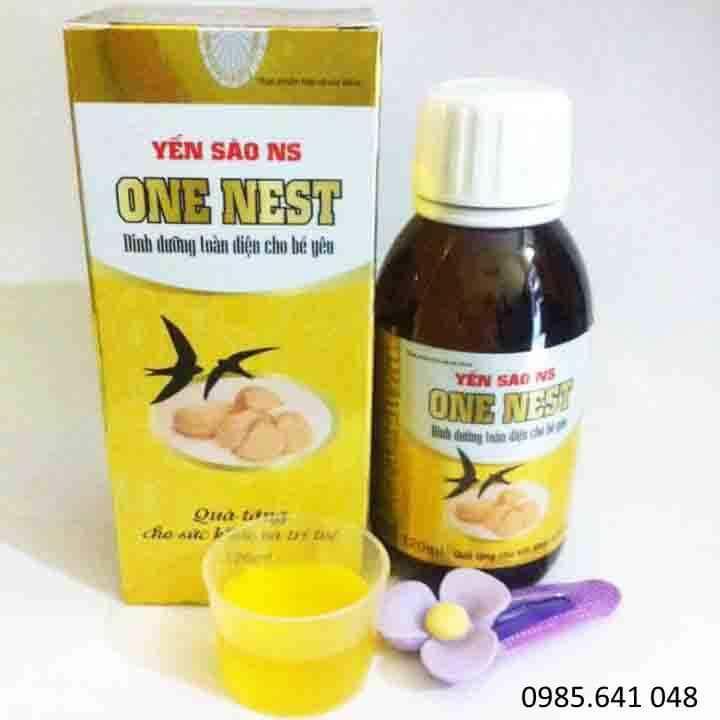 siro yến sào one nest