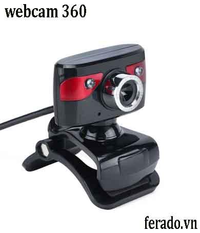webcam 360 cho máy tính