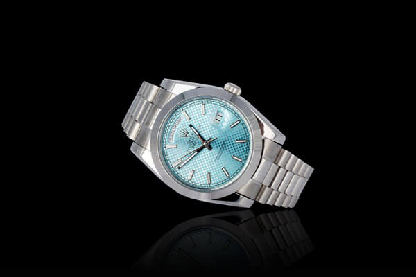 Đồng hồ nam cao cấp Rolex Day Date 228206 Automatic