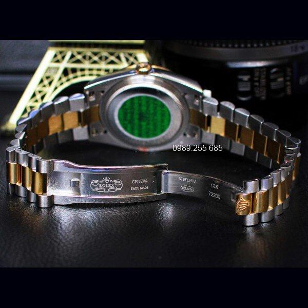 đồng hồ rolex xanh