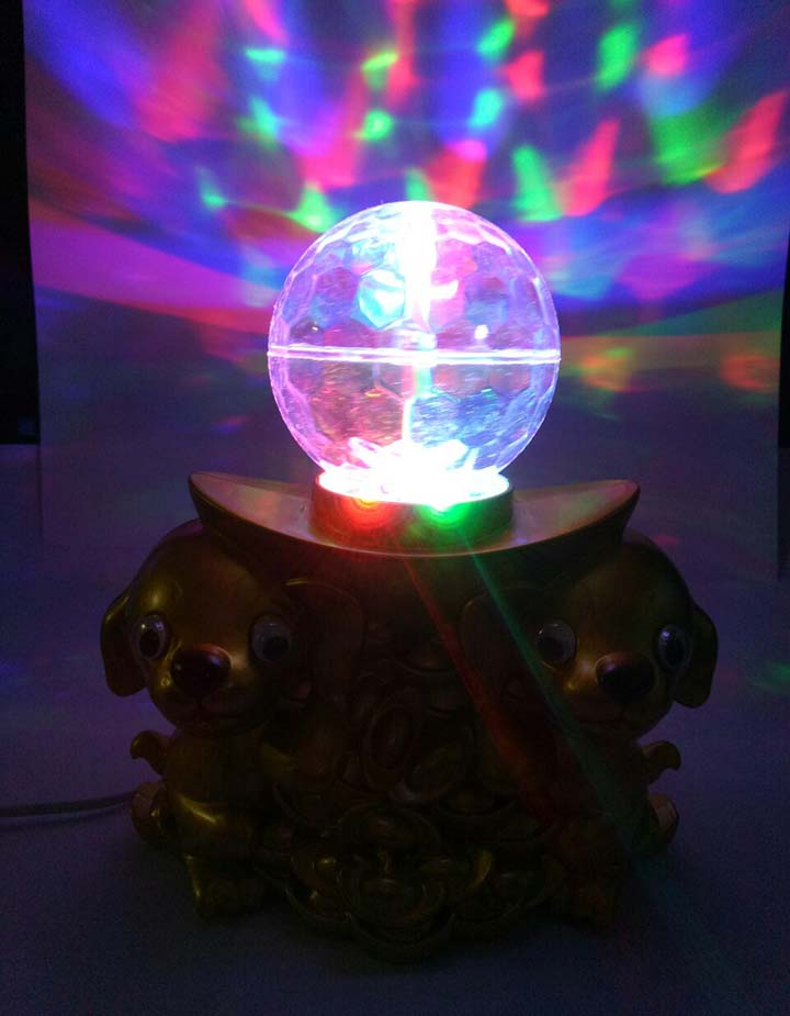 đèn led hình con chó đèn led hình con chó