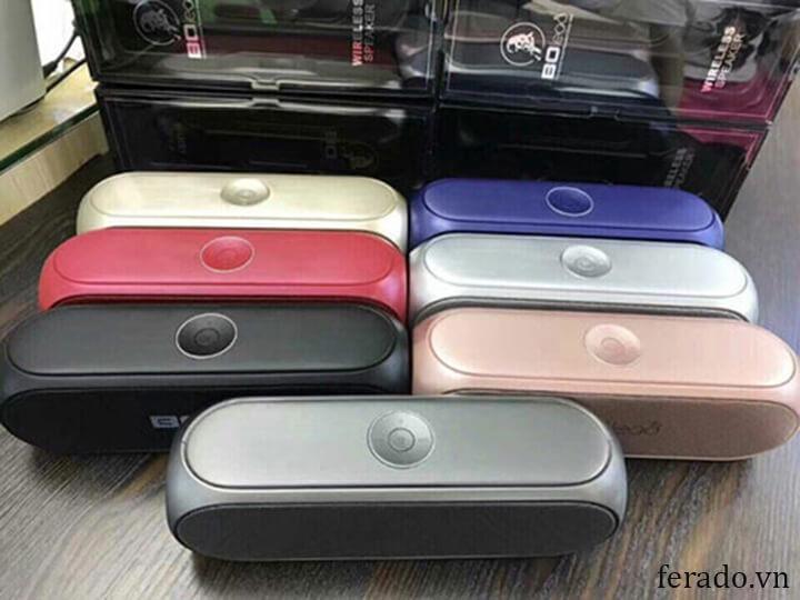 Loa Bluetooth Bolead S7 màu bạc
