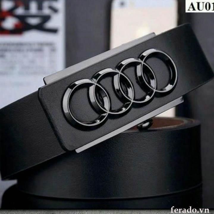 Dây thắt lưng nam Audi