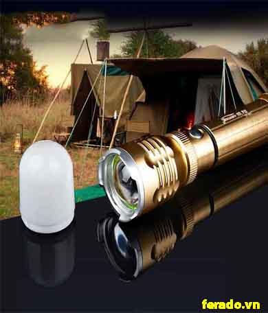 Đèn pin cầm tay ultrafire 901