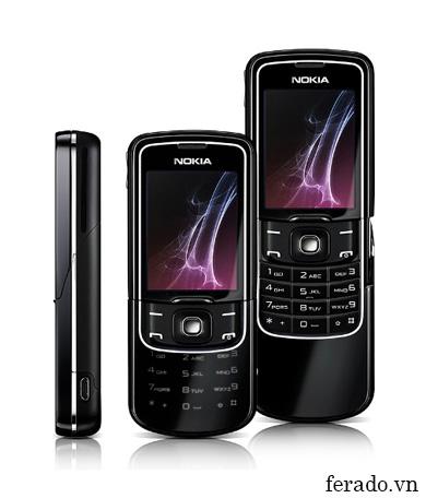 Điện Thoại Cổ Nokia 8600 Luna Chính Hãng