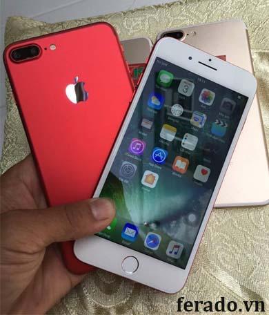 Điện thoại IPhone 7 Plus đài loan màu đỏ