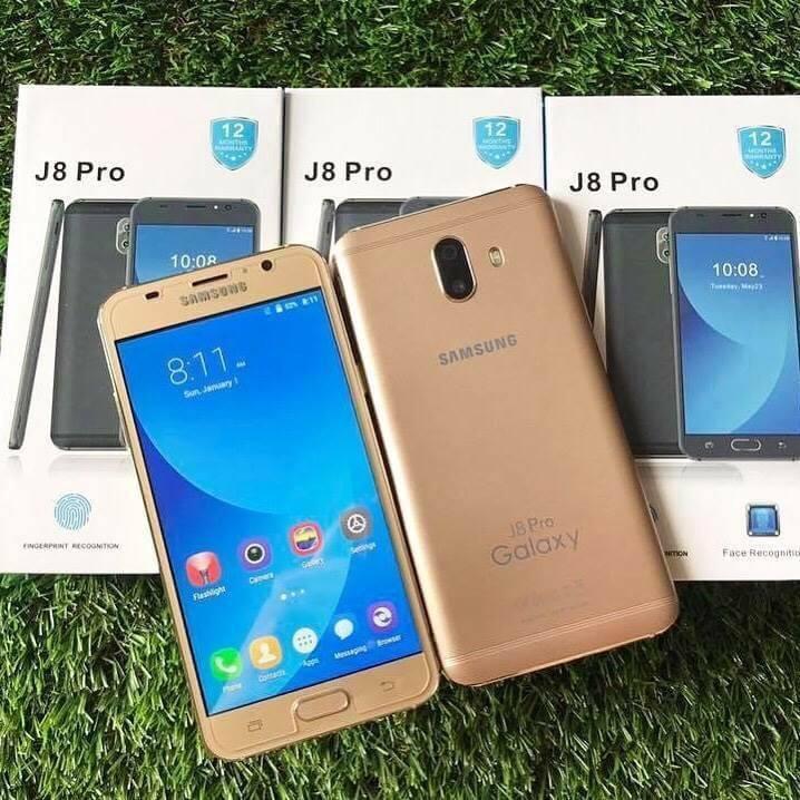 Điện thoại Samsung. J8 Pro 2018