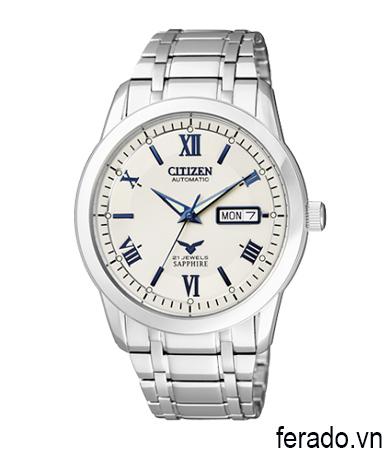 Đồng hồ nam cao cấp Automatic Citizen NH8290-59AB