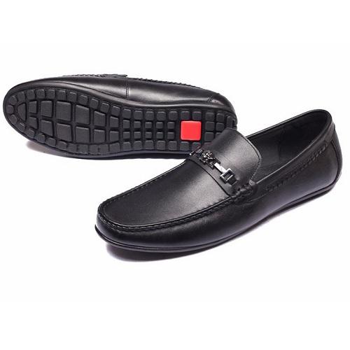 giày lười nam da bò GD001