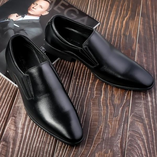giày nam da bò GD06