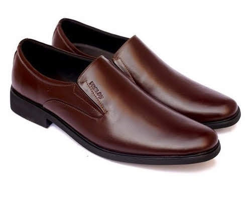 Giày nam da bò thật cao cấp GD07