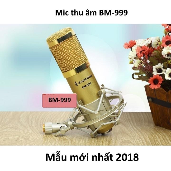 micro thu am zansong BM 999