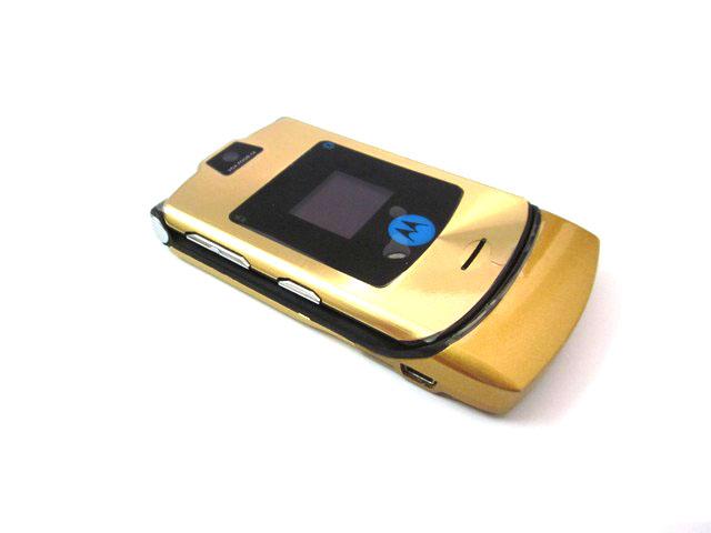 Motorola V3i gold